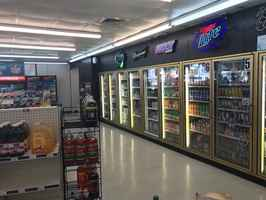 Convenience-Store, Gas and Deli/Restaurant