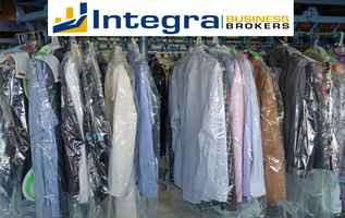 Established Dry Cleaners - Real Estate Included