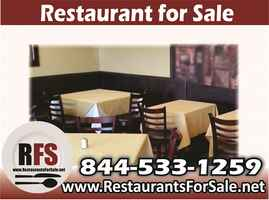 Italian Restaurant For Sale, Lexington, NC
