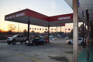 Gas Station Property with Car Wash & Retail Spaces