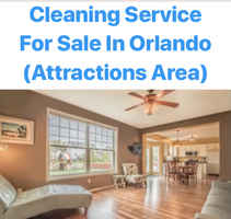 Cleaning Service for Sale in Orlando