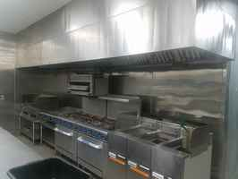 Commercial Kitchen, Irwindale, Los Angeles County