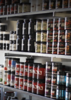Independent Nutritional Supplement Store