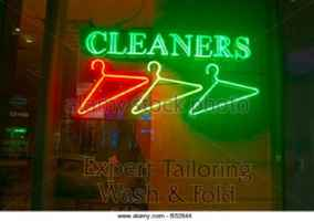 2 for 1 Dry Cleaners plus Drop Off store For Sale