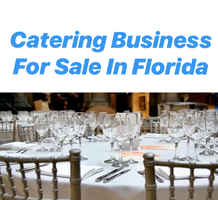Catering Business For Sale in Florida