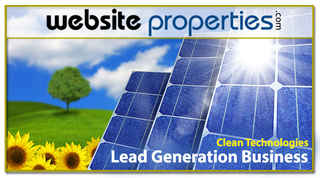 Solar Industry Lead Generation Business