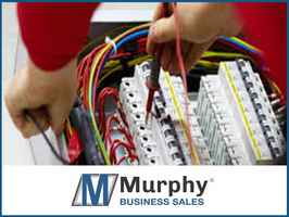 Well Established Electrical Contracting Business