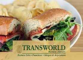 Sandwich and Specialty Food Shop - 929238-RF