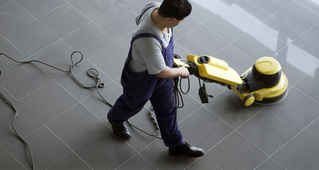 Reputable & Growing Commercial Cleaning Business