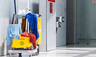 Growing Commercial Janitorial Service