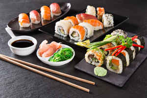 Excellent Sushi Restaurant Sugarland Area $75k