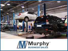 Centrally Located 10 Bay Auto Repair Shop