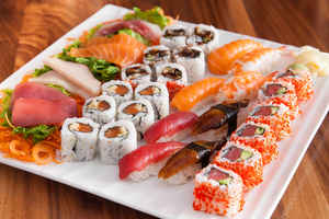 Full Service Sushi Restaurant – Growing, Hands-Off
