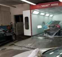 Auto Collision Shop For Sale  - 31122