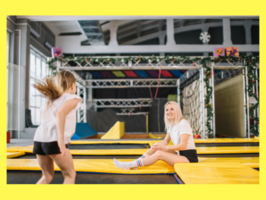 Profitable Indoor Trampoline Park