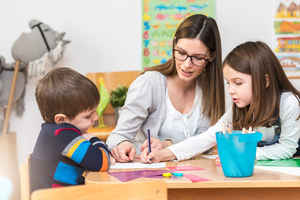 Preschool Centers with Unique Educational Program
