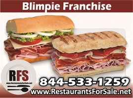 Blimpie Franchise For Sale - Gainesville, GA