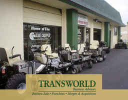 Commercial Lawn Equipment Sales & Service