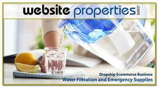 Water Filtration and Emergency Supplies Dropship