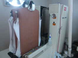 Fully Equipped Dry Cleaning Plant