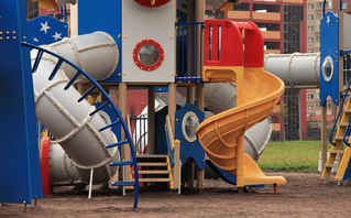 Profitable 20 yr Playground Safety Maintenance Co