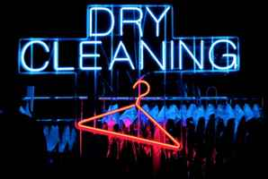 """Green"" Dry Cleaning Business"