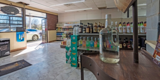 Low Rent Liquor Store Business