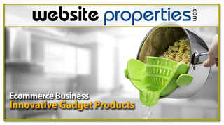 Innovative Gadget Products Ecommerce Business