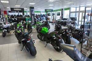 Motorcycle & Watersports Dealership