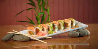 Profitable Teriyaki and Sushi Restaurant