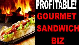 Gourmet Sandwich Shop - Established & Profitable