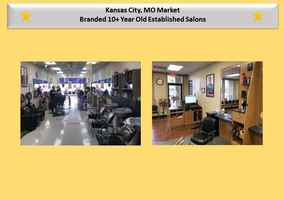 Great Buy on Two Branded Hair Salons