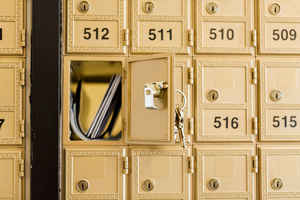 High Profit Independent Shipping Mailbox Center