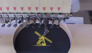 Embroidery Business with Commercial Real Estate