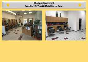 Branded Hair Salon Great Opportunity