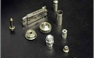 Metal Component Parts Automatic Machine Parts