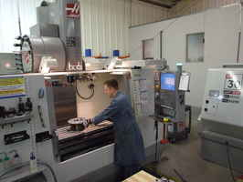 Highly Profitable Machine Shop in Great Location