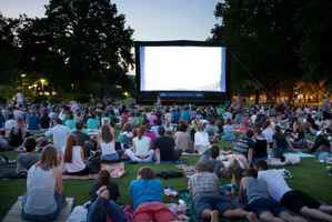 Well-Known Outdoor Movie Screen Rental Business
