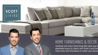 Property Brothers Homebased Home Decor Dealership!