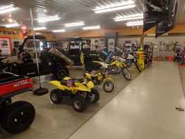 MotorSports and Outdoor Sporting Goods Store