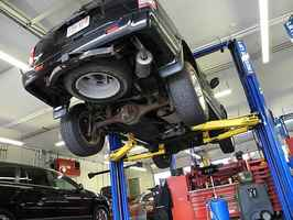 Auto Shop Franchise in Colorado Springs Reduced!