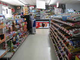 Highway Exit location Convenience Store Business