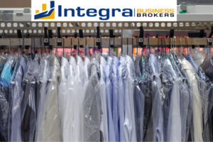 Profitable Dry Cleaners in solid market