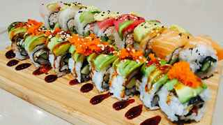 Beautiful Sushi Restaurant Available in Scottsdale