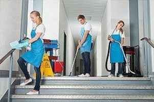 Commercial and Residential Cleaning Business 31076