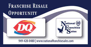 Dairy Queen Franchise Opportunity | RE Available