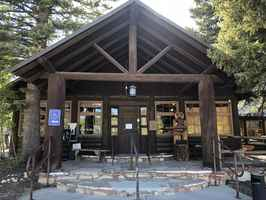 cabin rentals, food, beverage, and gift shop