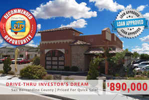 Drive Thru Investors Dream Property!