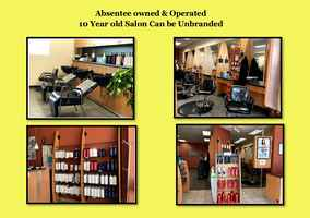 Turnkey-Close ASAP Profitable Absentee Owned Salon