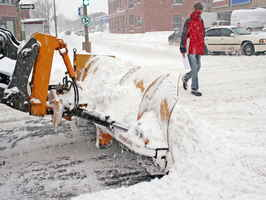 Snow Removal and Building Maintenance